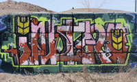 Site Update: Mix of Graffiti Walls and Bombing