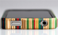 iPhone Skateboard Deck Case