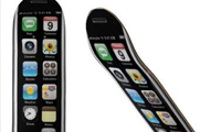 iPhone Skatboard Deck