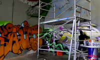 Ironlak Shop of Horrors – Brisbane, Australia