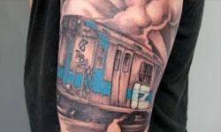 Iz The Wiz Tattoo Tribute