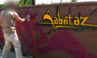 Jaber & Diesl Graffiti in LA