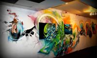 Jarus Kels & Grominate Art Show