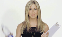 SmartWater: Jennifer Aniston's Sex Tape