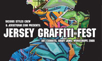 Jersey Graffiti Fest