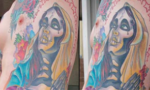 Tattoo Tuesday No. 154