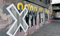 "Joel Richardson's Mural ""The Formula"" is Back"