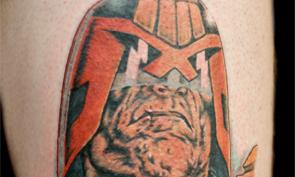 Tattoo Tuesday No. 142