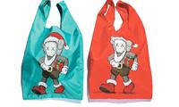 KAWS Christmas Bags