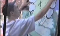 Kaws Street Artist
