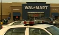 Wal-Mart worker dies after crowd rushes store