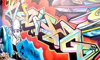 Montana MTN Colors Exhibit in LA