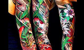 Tattoo Tuesday No. 267