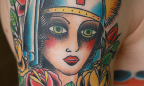 Tattoo Tuesday No. 103