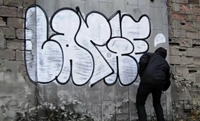 Large Graffiti Video