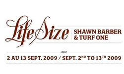 Life Size: Shawn Barber & Turf One