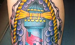 Tattoo Tuesday No. 153