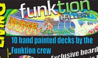 Longboard Living Art Show