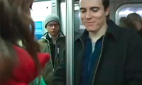 Love Train 1 2 3 – Subway Train Love Story