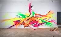 MadC Neon Graffiti