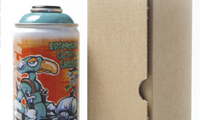 Mark Bode Limited Edition Montana Cans