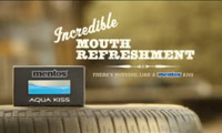 "Mentos ""Beat It"" Advertisement"