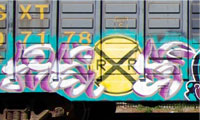 Mers CBS Freight Graffiti Video