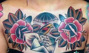 Tattoo Tuesday No. 258