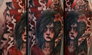 Tattoo Tuesday No. 214