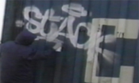 Montreal Graffiti Video 1995
