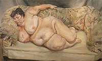 Most Expensive Living Artist – Lucian Freud