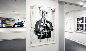Mr. Brainwash Art Show in Toronto