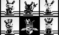 Dunny & Totem Doppleganger Chess Set
