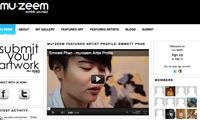 Mu·zeem Online Art Community