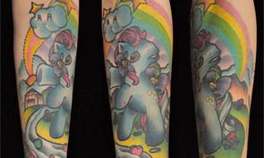 Tattoo Tuesday No. 77