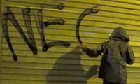 Kidult & Neckface Graffiti in Paris