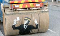 New Banksy Paintings