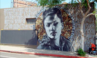 A New Retna & El Mac Painting