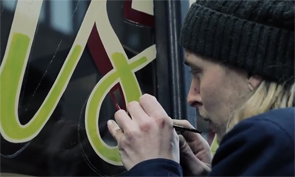 The Art of Sign Painting with Nicolai Sclater