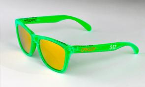 "Oakley Frogskins ""St. Patrick's Day"" Sunglasses"