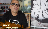O.G. Slick Graffiti Interview
