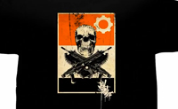 Gears of War 3 T-Shirt by OG Slick