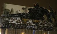 OTR RTL Transformers Billboard Graffiti Video