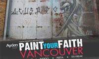 Paint Your Faith Vancouver