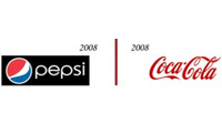 Pepsi vs Coca-Cola Logo Consistency