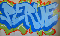 Perve Graffiti Interview