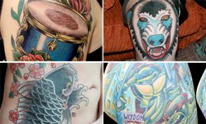 Tattoo Tuesday No. 161