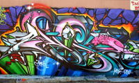 Pose MSK Graffiti Interview