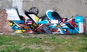 Revok Painting by Pose