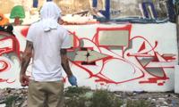 Pose, Vizie & Steel Graffiti in Bangkok